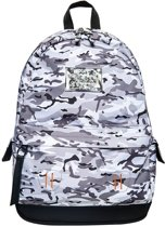Superdry Montana Ice Stealth Backpack Grey Camo