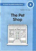 Decodable Reader 3: The Pet Shop