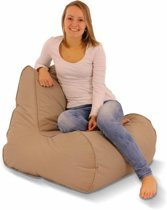 Puffi Lounge Chair Adult - Taupe