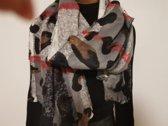 Paco's Nairobi Dames Wintersjaals