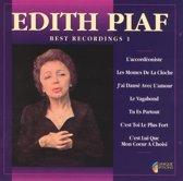 Best Recordings, Vol. 1