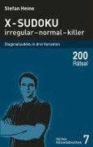 X-Sudoku - irregular - normal - killer