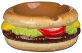 Asbak - Hamburger - 11 cm