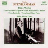 Stenhammar:Piano Works