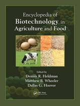 Encyclopedia of Biotechnology in Agriculture and Food (Print)