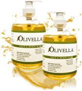 Olivella Vloeibare olijfzeep 300ml ( 2 stuks)