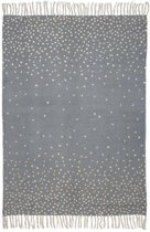 Done by deer - Rug, 90x120 cm, gold/grey
