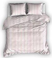 Romanette Hamilton - Dekbedovertrek - Lits-jumeaux - 270x200/220 cm + 2 kussenslopen 60x70 cm - Rose