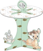 Bambi™ cupcakehouder van karton - Feestdecoratievoorwerp