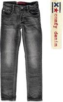 jongens Broek Blue Rebel Jongens Jogg Jeans Groove Illusion Wash - Grijs - Maat 104 8717533468406