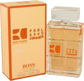 Hugo Boss Orange Feel Good Summer - 100ml - Eau de toilette