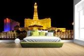 FotoCadeau.nl - Verlichte Las Vegas strip Fotobehang 380x265