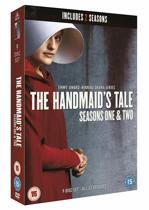 DVD cover van The Handmaids Tale - Seizoen 1 + 2 (Import)