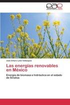 Las Energias Renovables En Mexico