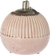 Riverdale Saintes - Oliebrander 19cm - roze