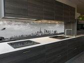 Keuken achterwand behang: -Manhattan NYC- 305x70cm