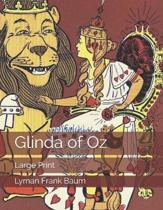 Glinda of Oz: Large Print