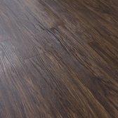 Vinyl PVC Laminaat zelfklevend 7sts=0,975 m² Finse eiken mat