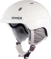 Sinner Titan - Skihelm - Unisex - S / 57-58 cm - Wit