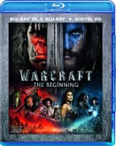 Warcraft: The Beginning (3D Blu-ray)