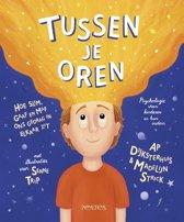 Boek cover Tussen je oren van Ap Dijksterhuis (Hardcover)
