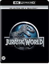 Jurassic World (4K Ultra HD Blu-ray)