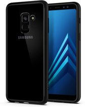 Spigen Ultra Hybrid for GALAXY A8 (2018) matt black
