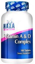 Vitamin A & D Complex Haya Labs 100softgels