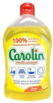 Carolin Gel Multi Clean Citroen - 500 ml