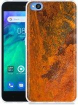 Xiaomi Redmi Go Hoesje roestig metaal