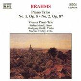 Brahms: Piano Trios nos 1 & 2 / Vienna Piano Trio