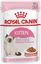 Royal Canin Kitten Instinctive - in Saus - Kattenvoer - 12 x 85 gr
