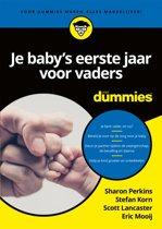 Voor Dummies - Je baby's eerste jaar voor vaders voor dummies