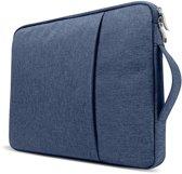 MacBook Air 13,3 Inch Hoes-Spatwater proof Sleeve met handvat & ruimte voor accessoires Zwart