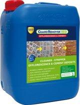 Cementsluierverwijderaar voor het verwijderen van cementsluier op vloeren en witte aanslag op gevels - Guard Remover Eco Efflorescence & Cement 5L