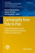 Cartography from Pole to Pole