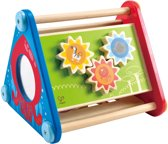 Afbeelding van Hape Houten Activiteitenbox speelgoed