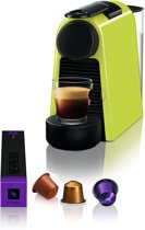 Nespresso Magimix Essenza Mini M115 koffiemachine - Lime Green