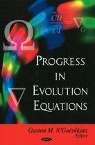 Progress in Evolution Equations