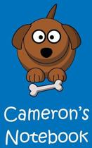 Cameron's Notebook