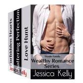 The Steele Family Wealthy Romance Box Set