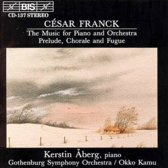 Franck - Piano And Orch.