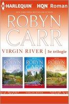 Virgin River 5e trilogie:  In de luwte / De weg vooruit / Rijke oogst - eBundel