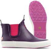 Nokian Footwear - Rubberschoenen -Hai Low- (Originals) donkerpruim, maat 35