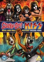Scooby-Doo And Kiss (dvd)