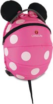 LittleLife Disney Kids Rugzak - Roze Minnie