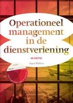 Operationeel management in de dienstverlening - 4e editie