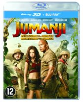 Jumanji: Welcome To The Jungle (Blu-ray 3D)