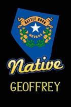 Nevada Native Geoffrey