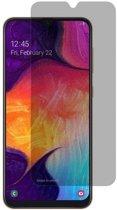 Ntech Samsung Galaxy A50/A10 Privacy Glazen Screenprotector/ Anti Spy Tempered Glass - Schermbescherming